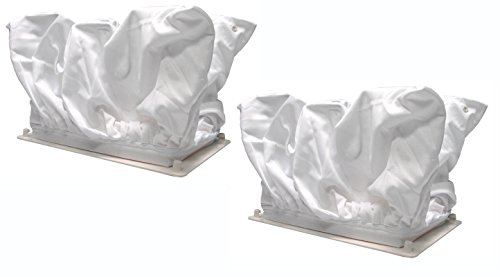 - Aqua Products Economy Universal Replacement Filter Bag - 2 Pack