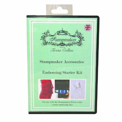 Teresa Collins Stampmaker Teresa Collins Embossing Starter Kit