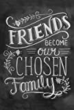 Greeting Card - ''Friends'', Set of 3