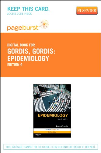 New used books for leon gordis md mph drph epidemiology elsevier ebook on vitalsource retail access card 4e 4th 2008 fandeluxe Image collections