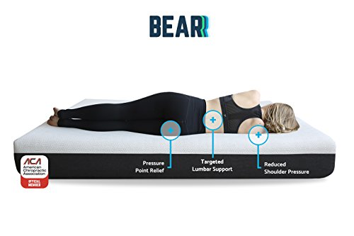 BEAR MATTRESS - Twin Mattress made with Celliant Technology - Engineered to Improve Athletic Performance, Sleep Quality, Health & Wellness - Over 20,000 Satisfied Customers by Bear Mattress (Image #5)