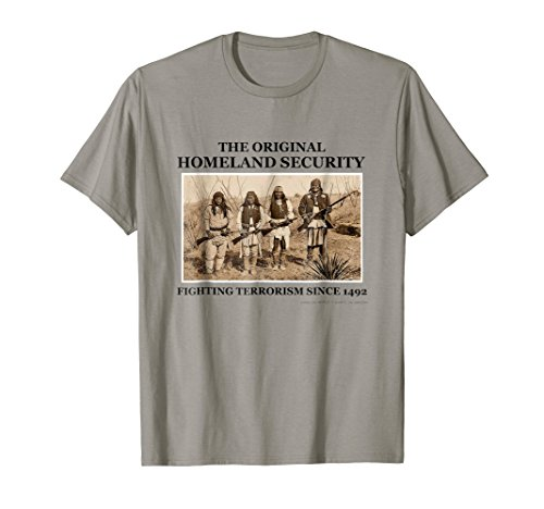 The Original Homeland Security Fighting Terrorism T-Shirt