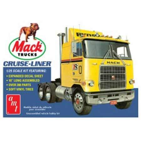 1:25 Mack Cruise-liner Semi Tractor ()