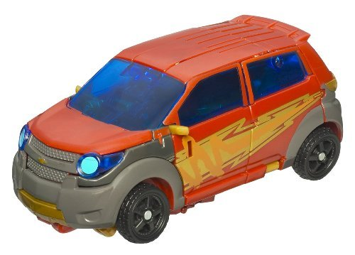 TRANSFORMERS Movie 2 - REVENGE OF THE THE THE FALLEN - DELUXE CLASS - NEST - AUTOBOT - TUNER MUDFLAP - OVP 0d4e79