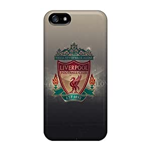 Premium Liverpool Heavy-duty Protection Case For Iphone 5/5s