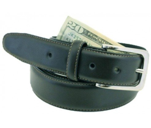 Deerfield Money Belt made in USA by Thomas Bates (44, ()