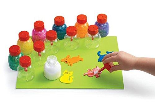 Colorations Glue Jar Brush GLUEJAR