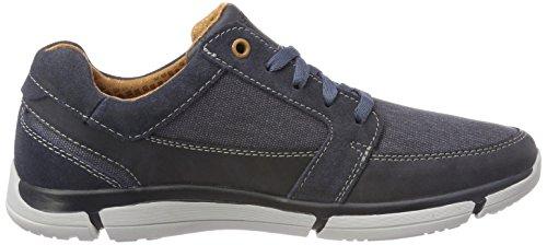 Edmen Uomo Nvy Navy Blu Skechers Sneaker dqEZd