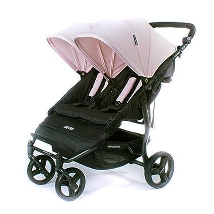 (Varios colores) Baby Monsters Silla Gemelar Easy Twin 3.S (mango) + Regalo de un Bolso Neceser: Amazon.es: Bebé