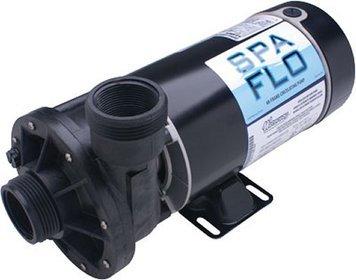 1 HP 2-Speed 115V Waterway Spa Flo 1 1/2'' Side Discharge 48 Frame 3420410-0Z by Waterway Plastics