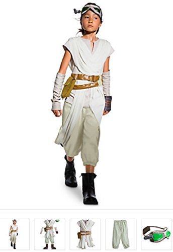 Rey Costume for Kids