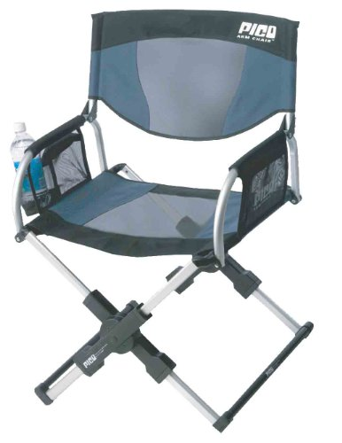 Gci outdoor pico compact folding camp chair with carry bag for Best folding chairs outdoor
