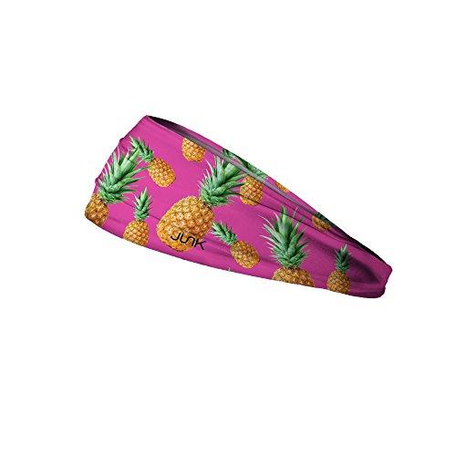 JUNK Brands Tropicana Big Bang Lite Headband, Pink, One Size -