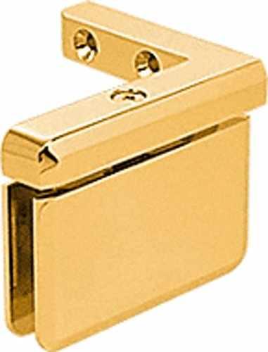 CRL Prima Series 05 Gold Plate Right Hand Offset Mount Hinge