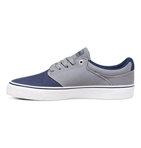 DC Schuhe Milkey Taylor Vulc TX Grau Gr. 45