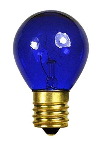 10 Watts LIT324 x 25 OCSParts 10S11N-130V-TB Light Bulb Pack of 25 120 Volts