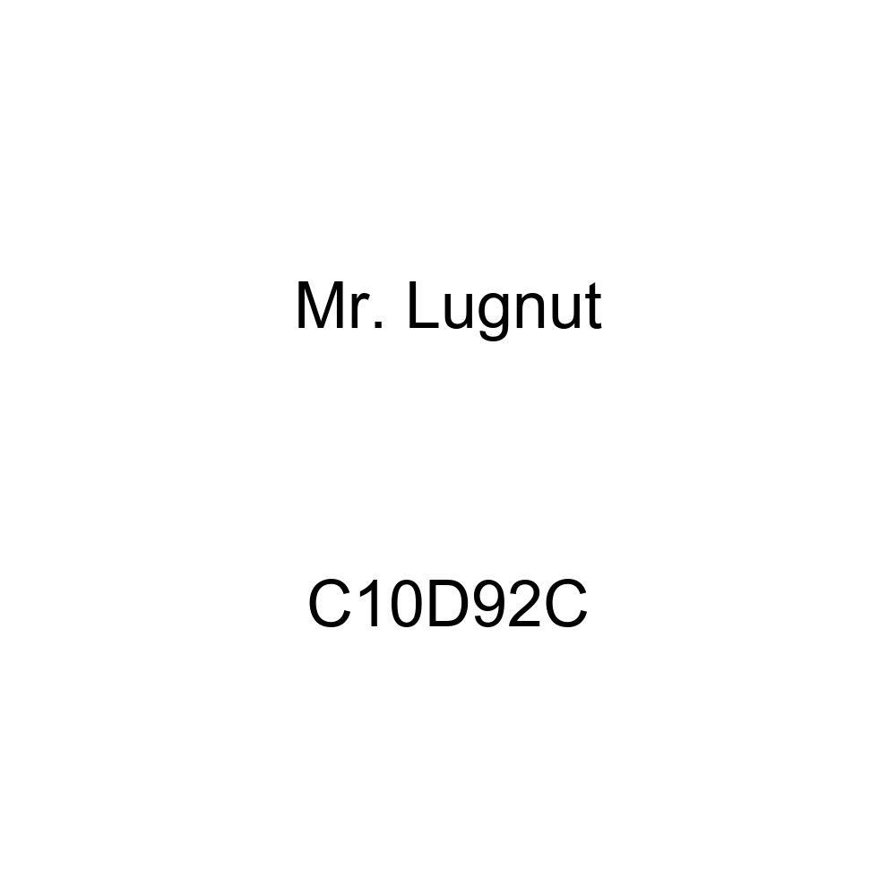 Lugnut C10D92C Replacement Wheel Center Cap Mr