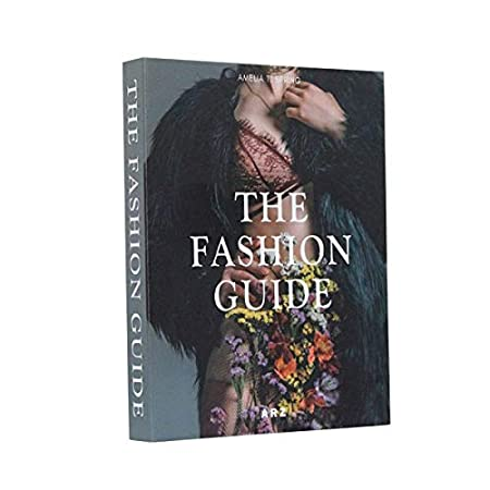 Livro Caixa Decorativo Book Box The Fashion Guide
