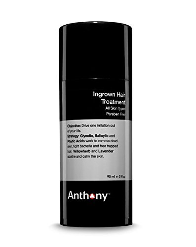 Anthony Ingrown Hair Treatment, 2.5 oz.