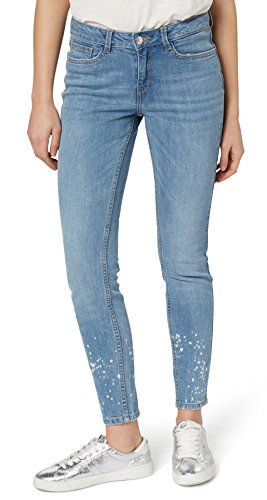 Jeans Tailor Light Wash Denim Stone Tom Donna qEx6fgw6a