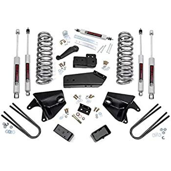 Pro Comp 22257 2.5 Rear Block Kit Rear for Ford Bronco 80-96