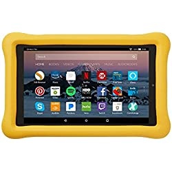 All-New Amazon Kid-Proof Case for Amazon Fire HD 8 Tablet (7th Generation, 2017 Release), Yellow