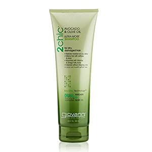 Giovanni Hair Care Products Shampoo - 2chic Avocado And Olive Oil - 8.5 Oz by Giovanni Hair Care Products