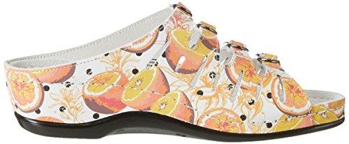 Berkemann Hassel - Mules Mujer naranja
