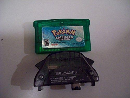 Pokemon Emerald Version Wireless AUTHENTIC NINTENDO