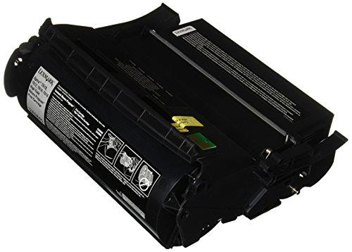 Lexmark Optra T610 Print - LEX12A5845 - Lexmark 12A5845 High-Yield Toner