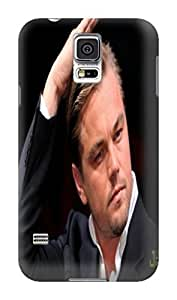 Cool Leonardo Dicaprio Hot Cell Phone Protects Cover Case for Samsung Galaxy s5 on Sale,TPU fashionable Designed by lolosakes
