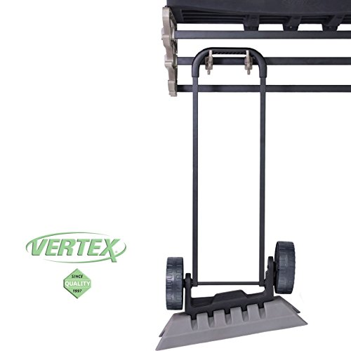 Power Dynamics Easy Leverage 30 Inch SnoDozer Rolling Snow Shovel on Wheels - Made in USA, Ergonomic Snow Clearing Push Plow for Driveways and Sidewalks by Vertex (Image #6)