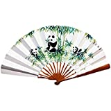Paper Fans Chinese Fans Folding Hand Fan Hand Held Fans