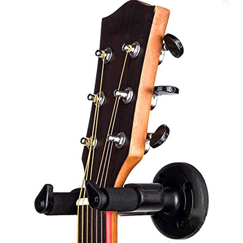 Electric Guitar Wall Hanger Holder Stand Rack Hook Mount for Various Size