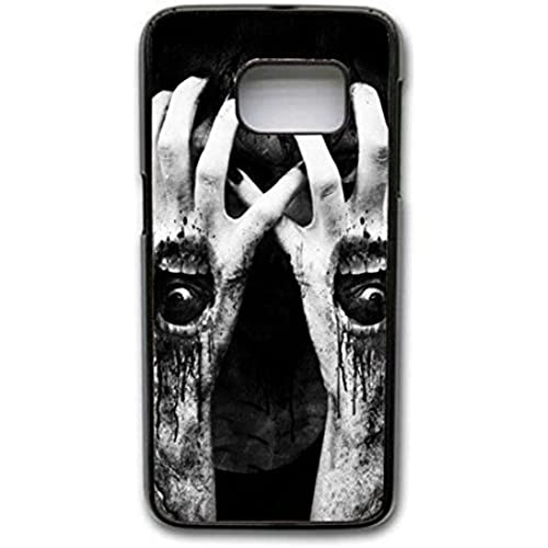 Samsung Galaxy S7 Edge Phone Case Terror Design Back Cover Flavors Poster Skin Snap on Samsung Galaxy S7 Edge Phone Cover Case Sales