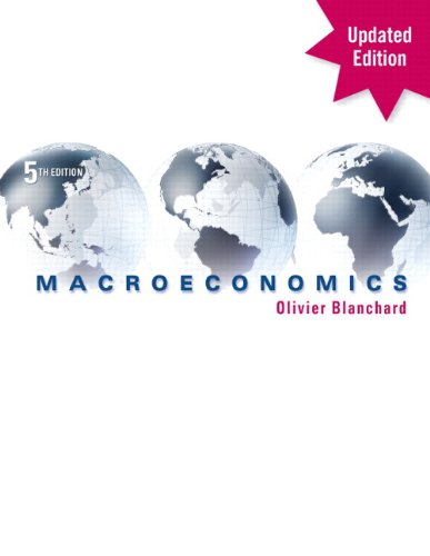 Macroeconomics Updated Plus MyEconLab Student Access Kit (5th Edition) (Pearson Custom Business Resources)
