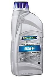 RAVENOL J1B1001 Power Steering Fluid - SSF Hydraulic Fluid (1 Liter)