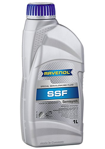 Hydrostatic Steering (RAVENOL J1B1001 Power Steering Fluid - SSF Hydraulic Fluid (1 Liter))