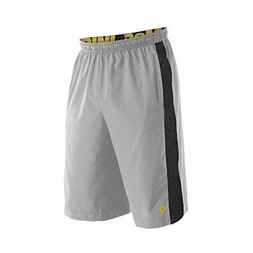 Demarini Men's Yard Work Training Shorts, Grey, X-Large