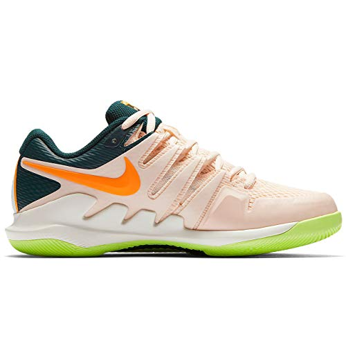 Guava Femme Chaussures NIKE X orange Midnight Zoom Peel de WMNS Spruce Ice 802 Multicolore Tennis Air Vapor HC zHzYnP