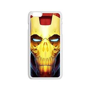 Iron Man White iPhone 6 case