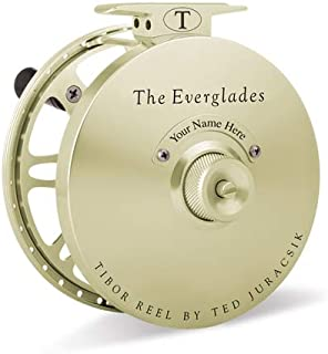 product image for Tibor Everglades Fly Reel, Gold with Free $60 Gift Card