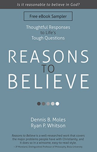 Reasons to believe ebook sampler thoughtful responses to lifes reasons to believe ebook sampler thoughtful responses to lifes tough questions by fandeluxe Image collections