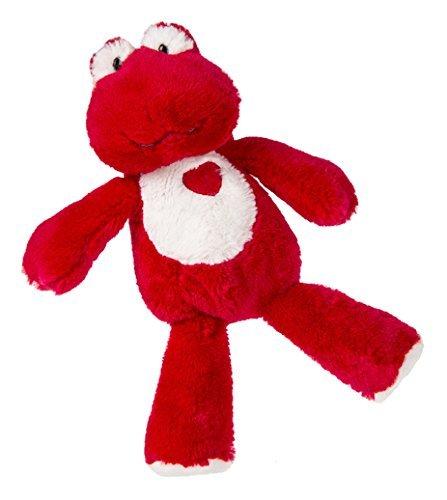 Plush Froggy - Mary Meyer Marshmallow Extra Soft Junior Froggy Plush Toy, Love