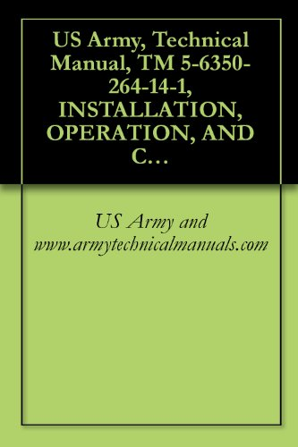 US Army, Technical Manual, TM 5-6350-264-14-1, INSTALLATION, OPERATION, AND CHECKOUT PROCE FOR JOINT-SERVICES INTERIOR INTRUSION DETECTION SYSTEM, (J-SIIDS