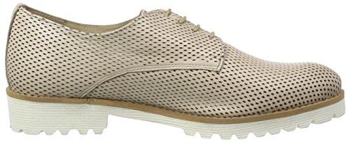 Beige Derby Zapatos Mujer Lace Up xyxyx cwYqZ1Tx8U