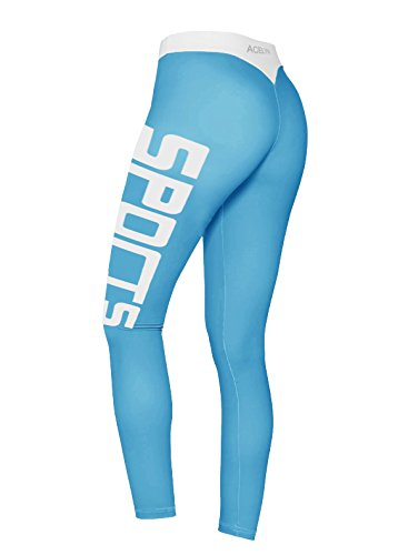 Acelyn Spandex Workout Fitness Leggings