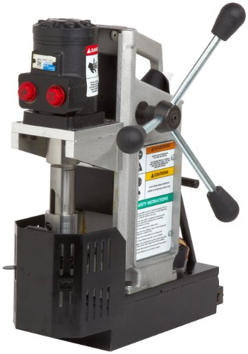 Jancy JMH1200 Portable Magnetic-Base Drill, Hydraulic Motor, 2'' Diameter x 2'' Depth Capacity by Jancy Engineering Company