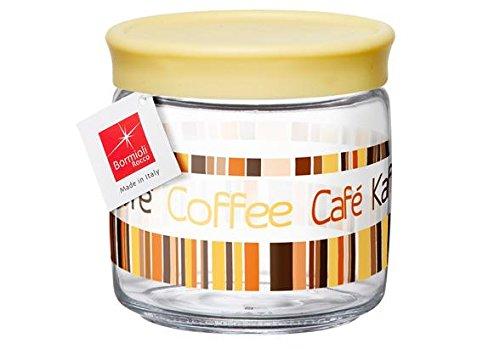 Bormioli Rocco Giara Vaso 0, 75 Coffee Rocco Bormioli BOR220540 barattoli; tenitori