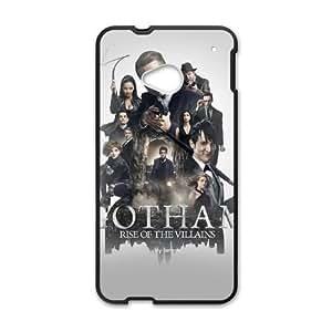 gotham season 2 poster HTC One M7 Cell Phone Case Black DIY Ornaments xxy002-9144159